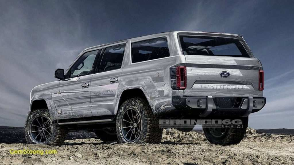 60 The 2020 Toyota 4Runner Concept And Review