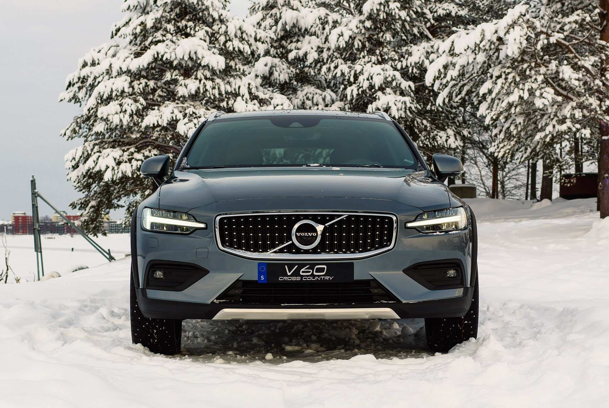 60 The 2020 Volvo V60 Cross Country Overview