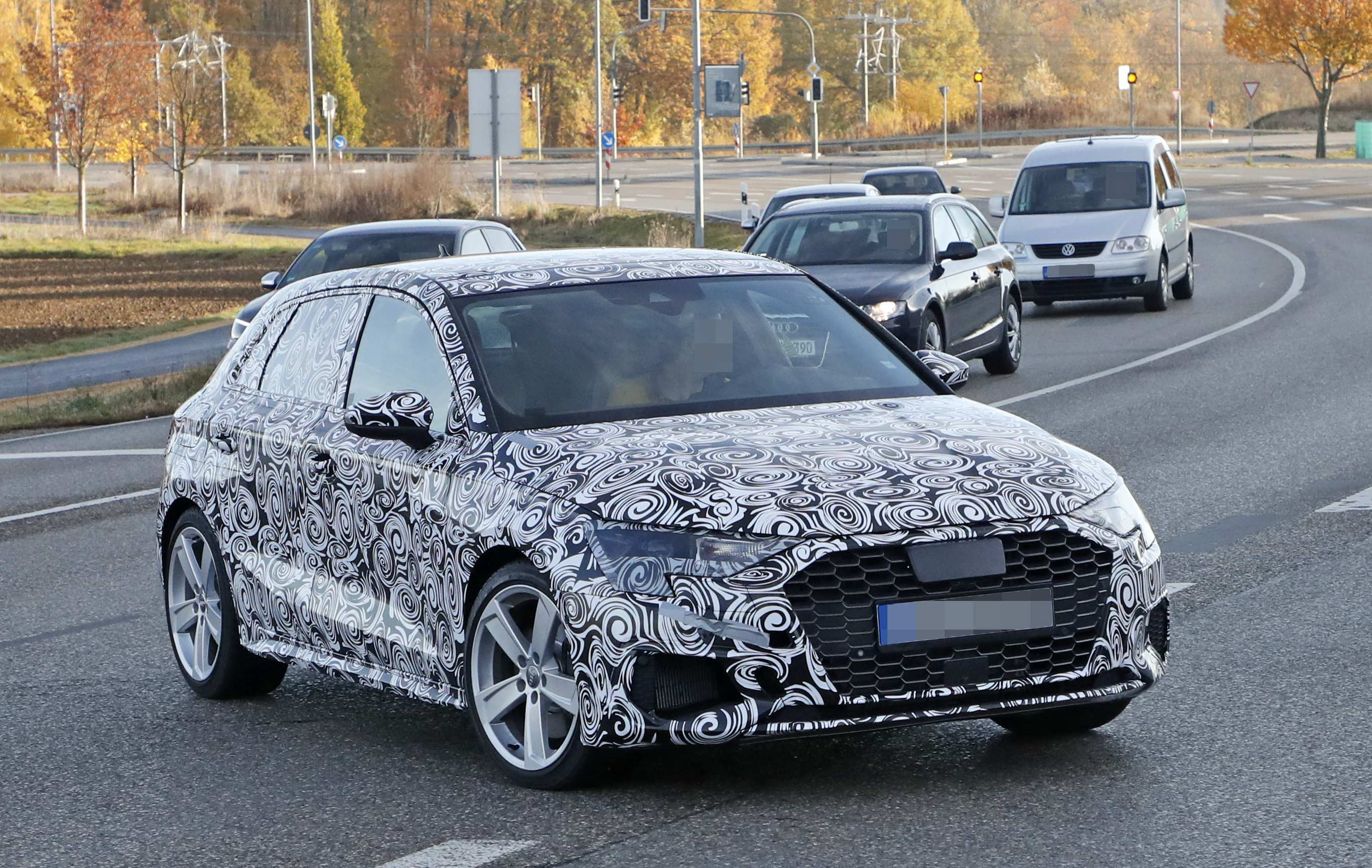 60 The Audi S3 2020 Overview