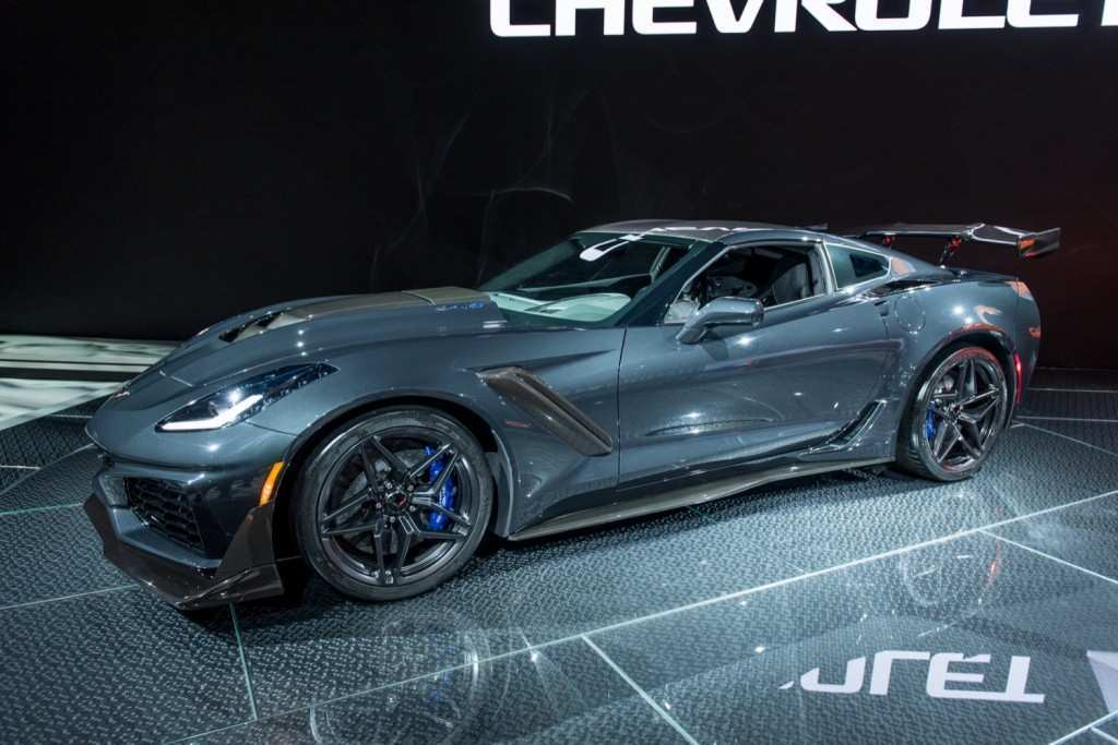 60 The Best 2019 Corvette ZR1 Spesification