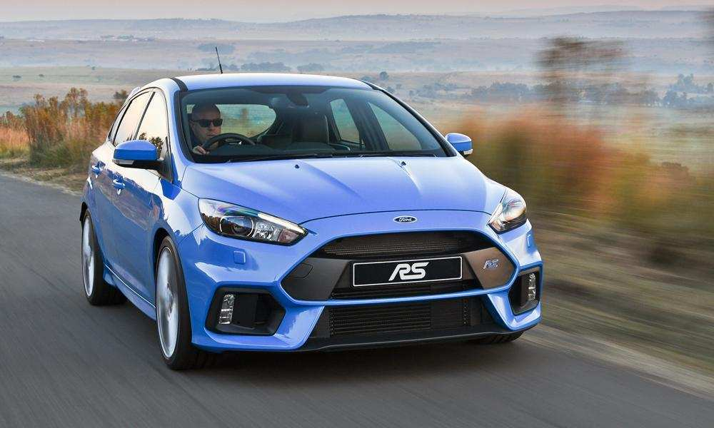 60 The Best 2019 Ford Focus Rs St Engine