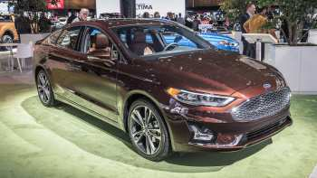 60 The Best 2019 Ford Fusion Energi Review