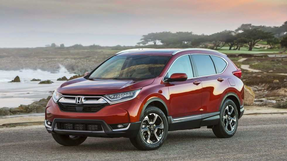 60 The Best 2019 Honda CRV Engine