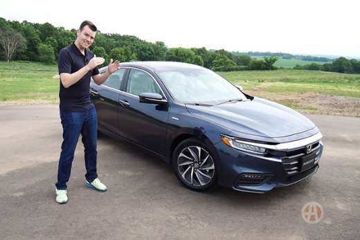 60 The Best 2019 Honda Insight Redesign