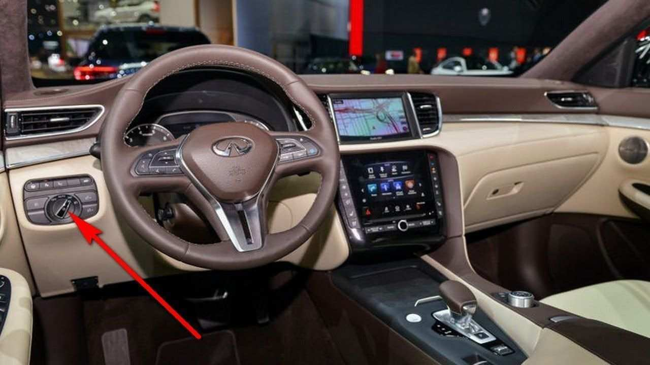 60 The Best 2019 Infiniti Qx50 Luxe Interior Performance