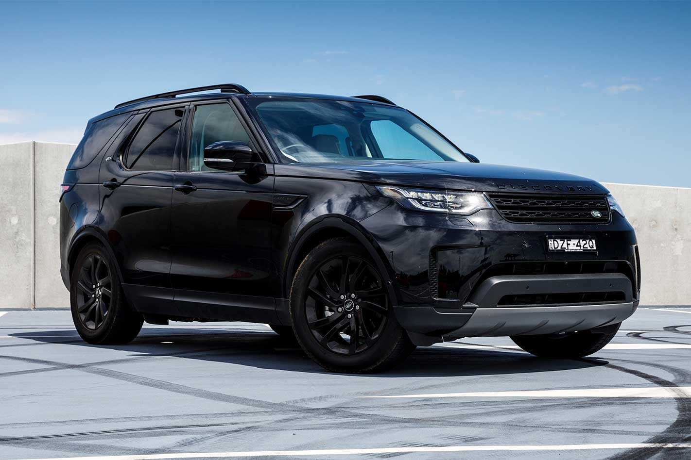 60 The Best 2019 Land Rover Discovery First Drive