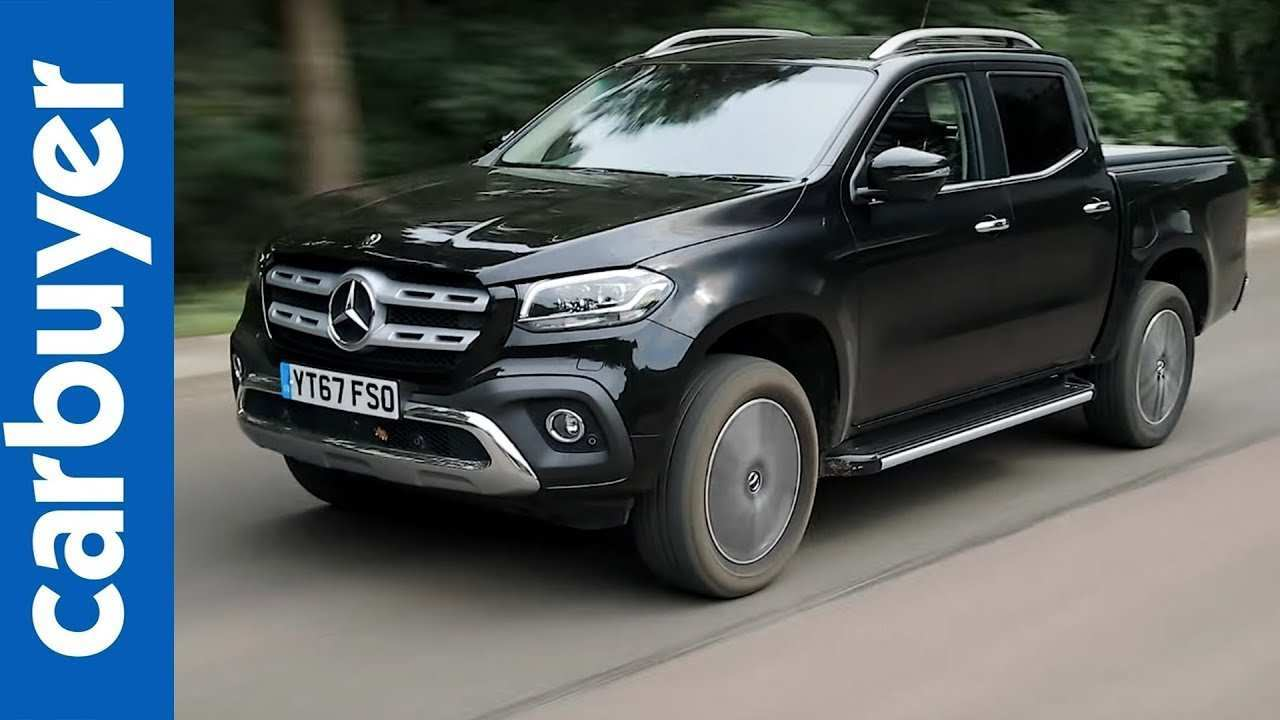 60 The Best 2019 Mercedes X Class Redesign