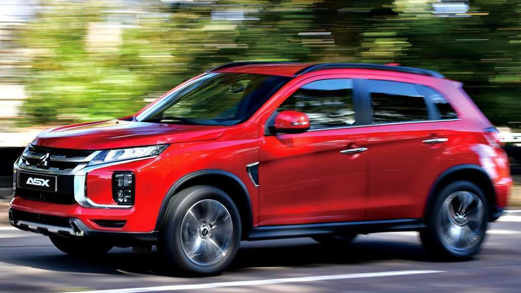 60 The Best 2019 Mitsubishi Asx New Concept
