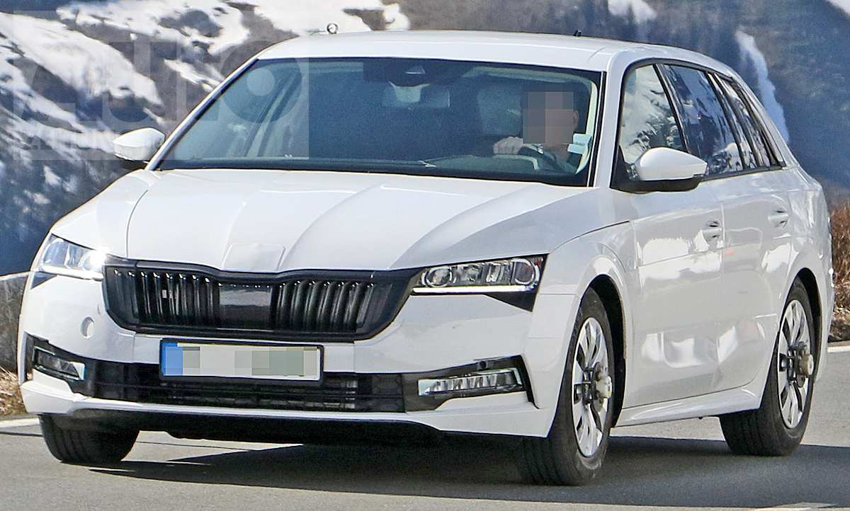 60 The Best 2019 Skoda Octavias New Model And Performance