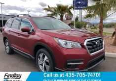 2019 Subaru Ascent Gvwr