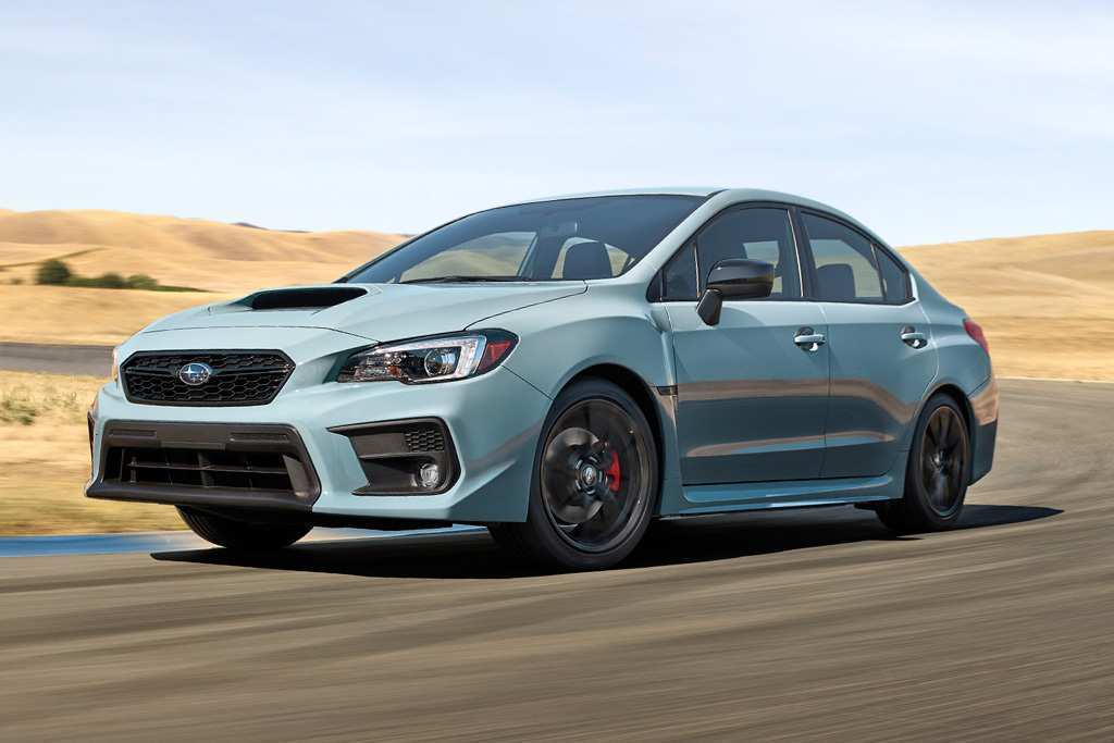 60 The Best 2019 Subaru Wrx Review New Review