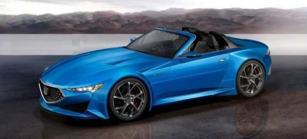 60 The Best 2019 The Honda S2000 Redesign And Concept