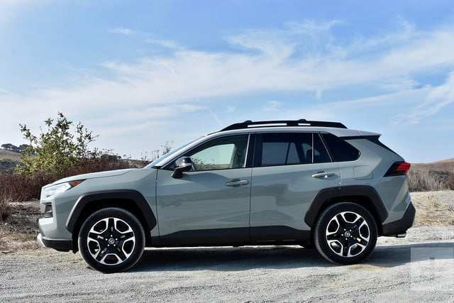 60 The Best 2019 Toyota Rav4 Hybrid Ratings