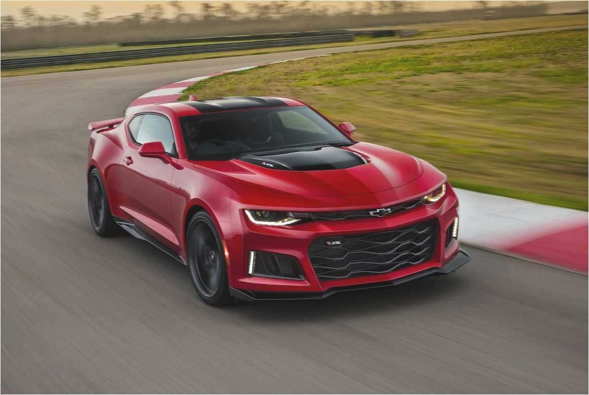 60 The Best 2020 Camaro Z28 Horsepower Specs And Review
