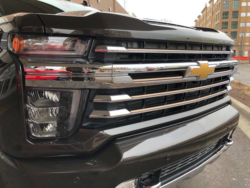 60 The Best 2020 Chevrolet Silverado 2500Hd High Country Photos