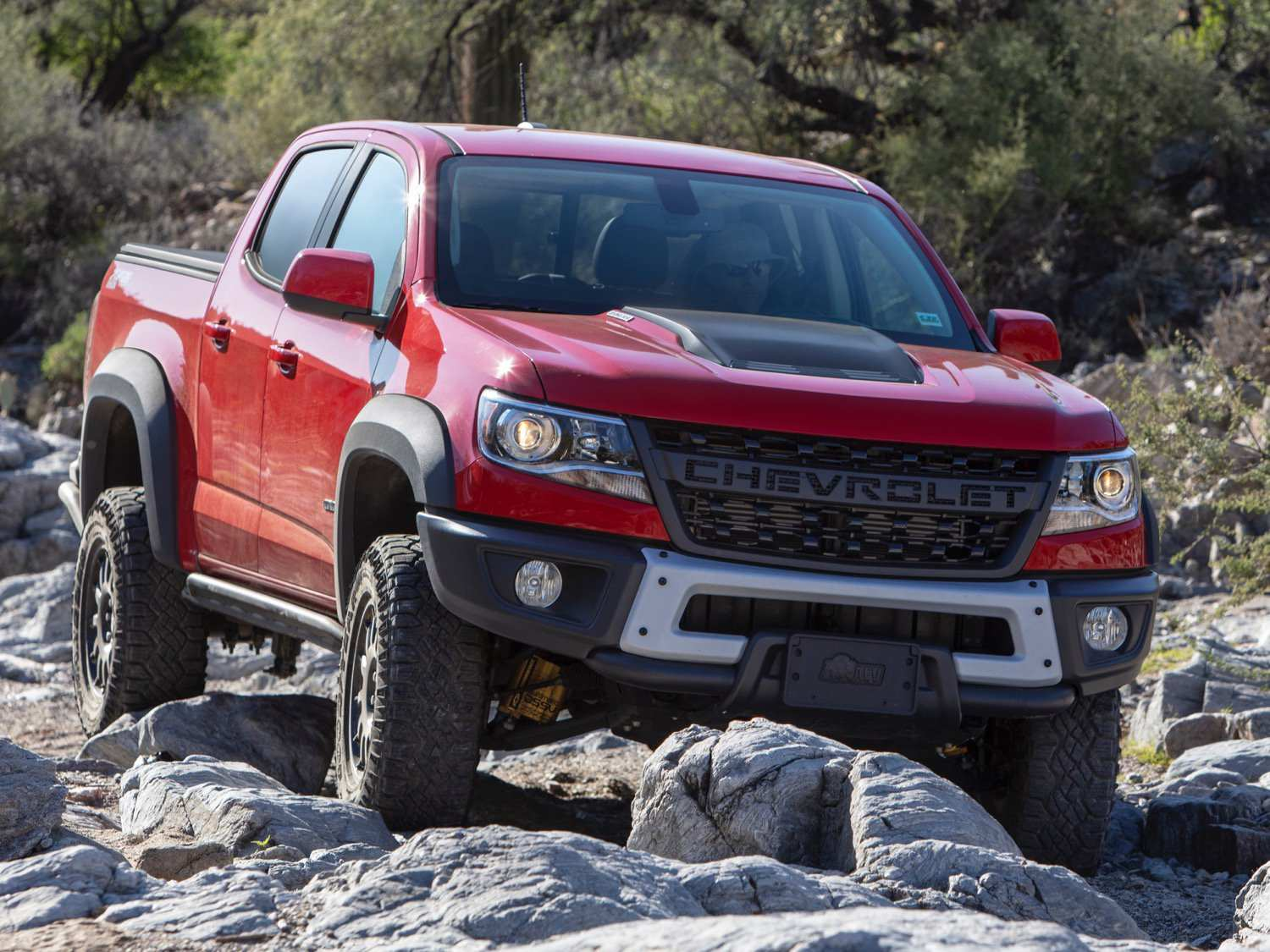 60 The Best 2020 Chevy Colorado Spy Shoot