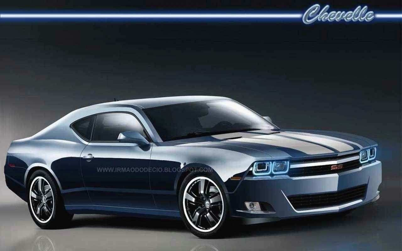 60 The Best 2020 Chevy El Camino Release Date And Concept