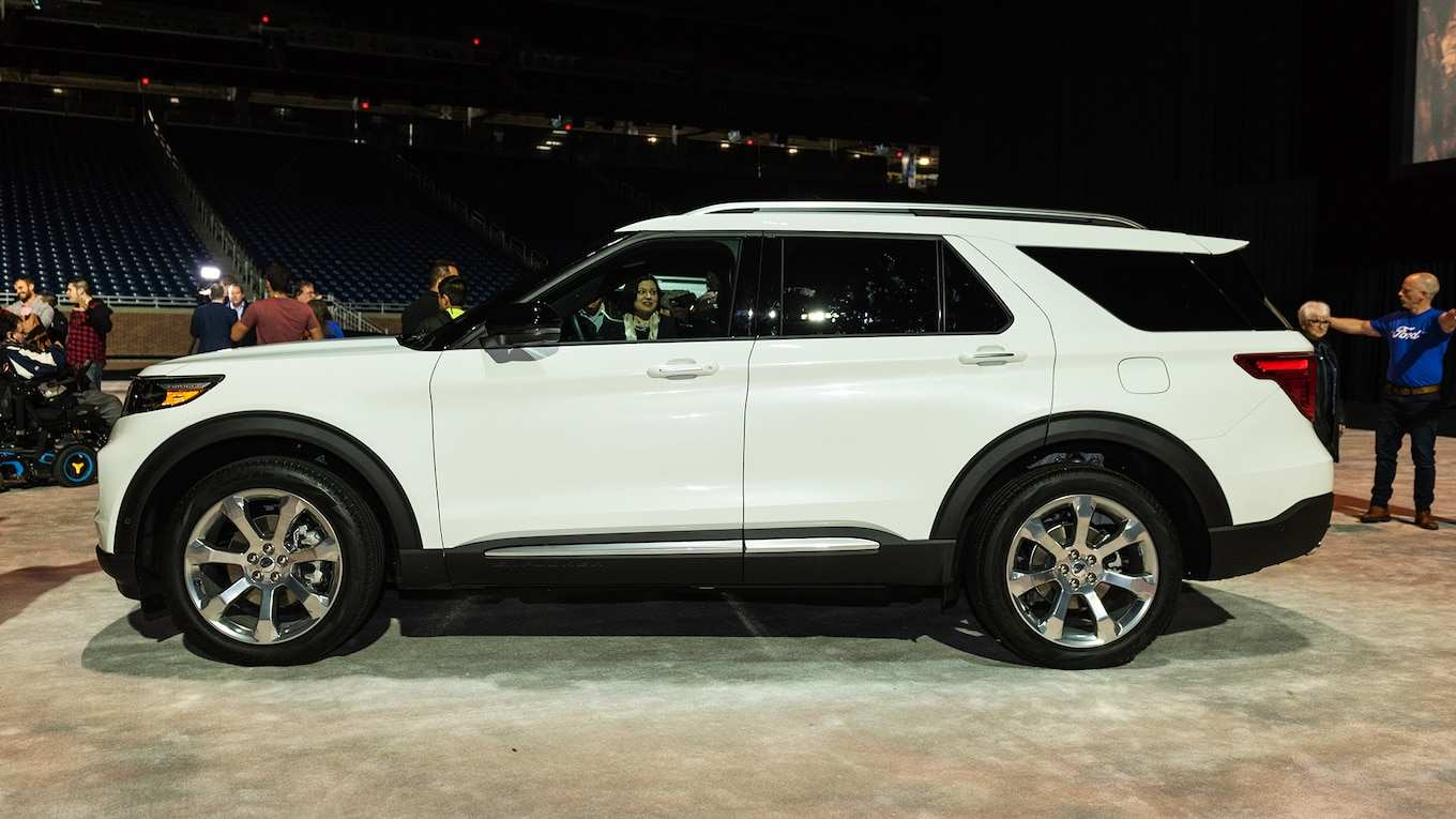 60 The Best 2020 Ford Explorer Sports History