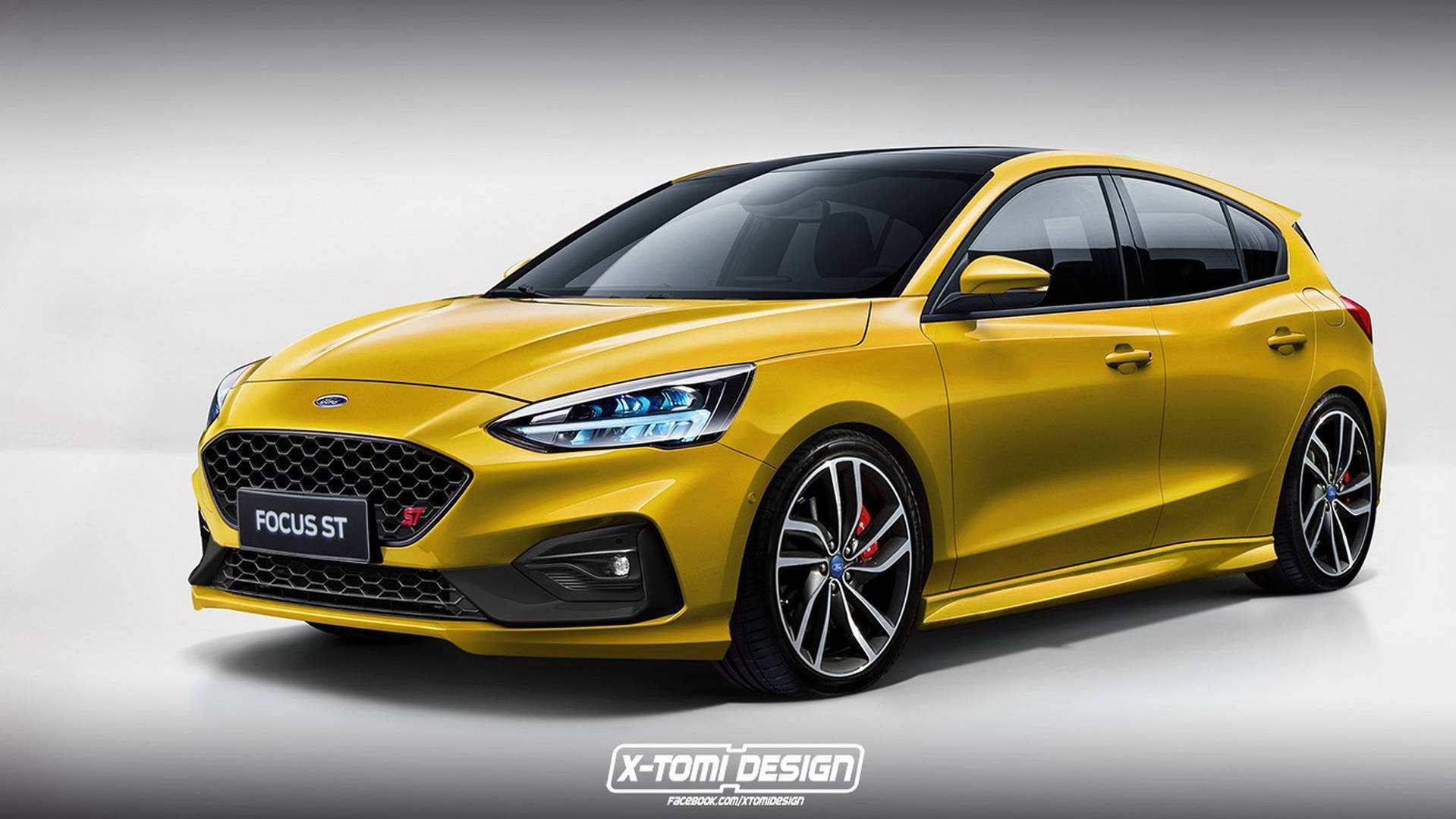 60 The Best 2020 Ford Fiesta St Rs Reviews