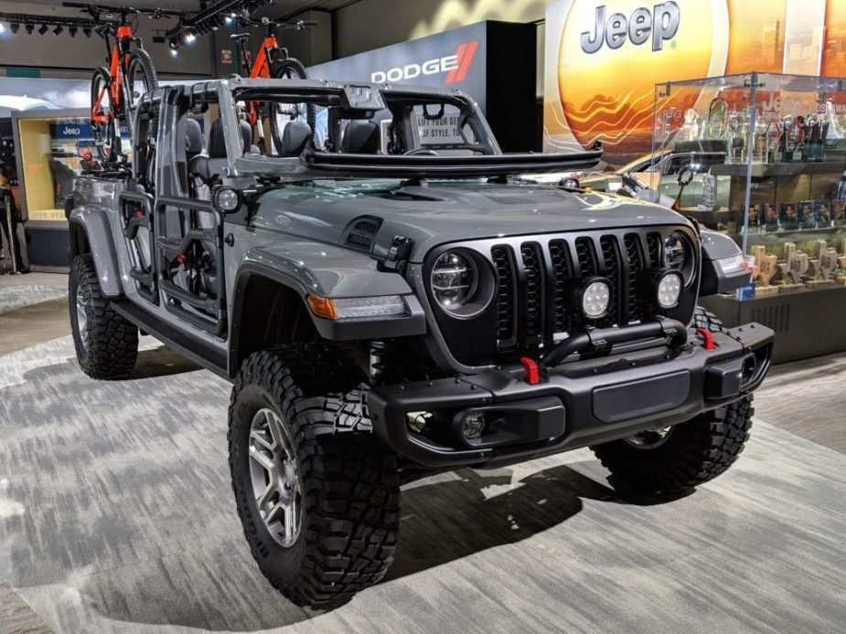 60 The Best 2020 Jeep Gladiator Forum Redesign And Review