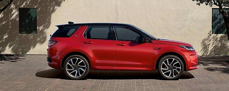 60 The Best 2020 Land Rover Discovery Sport Images