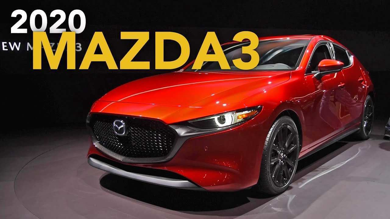 60 The Best 2020 Mazda 3 Sedan New Review