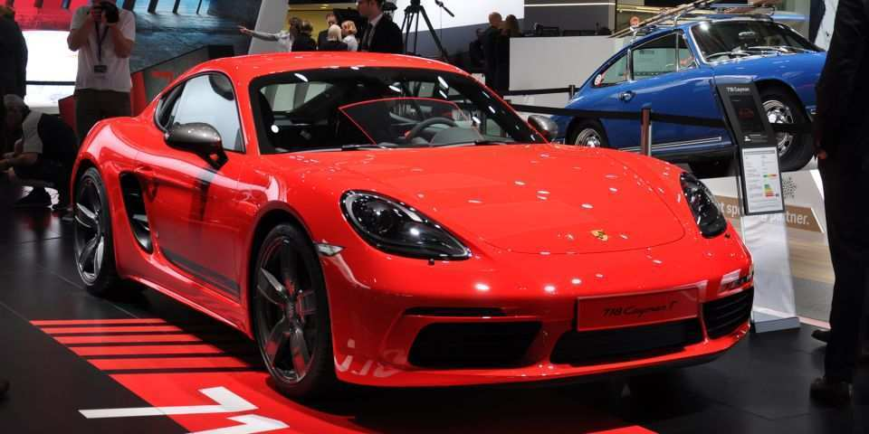 60 The Best 2020 Porsche Cayman Model