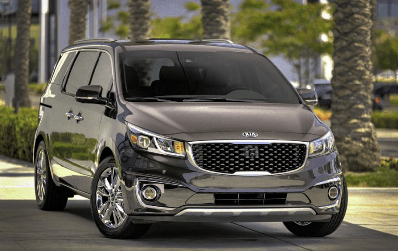 60 The Best 2020 The All Kia Sedona Spy Shoot