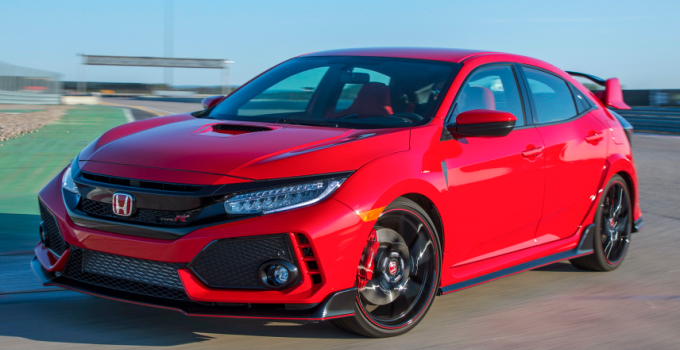 60 The Best Honda Type R Automatic 2020 Images