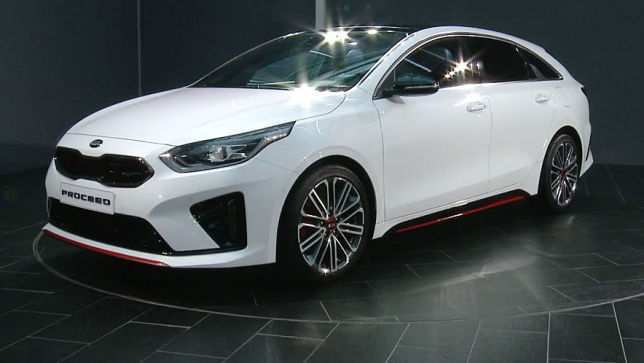 60 The Best Kia Pro Ceed Gt 2019 Exterior And Interior