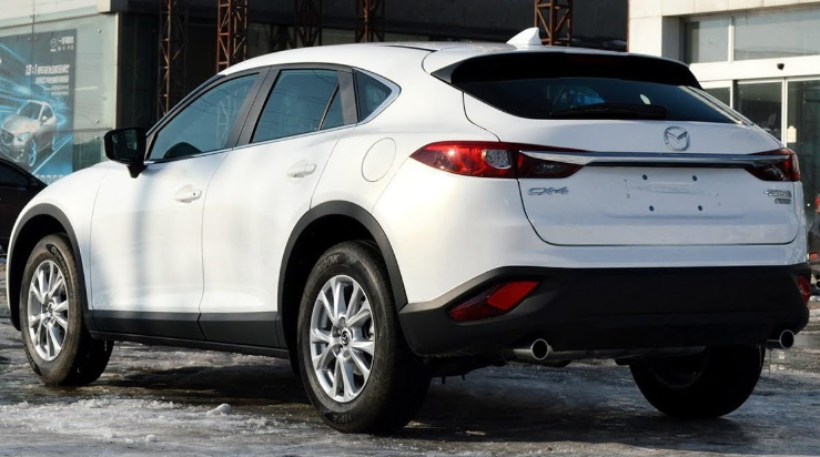 60 The Best Mazda Cx 3 2020 Release Date Model