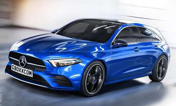 60 The Best Mercedes Cla 2019 Release Date First Drive