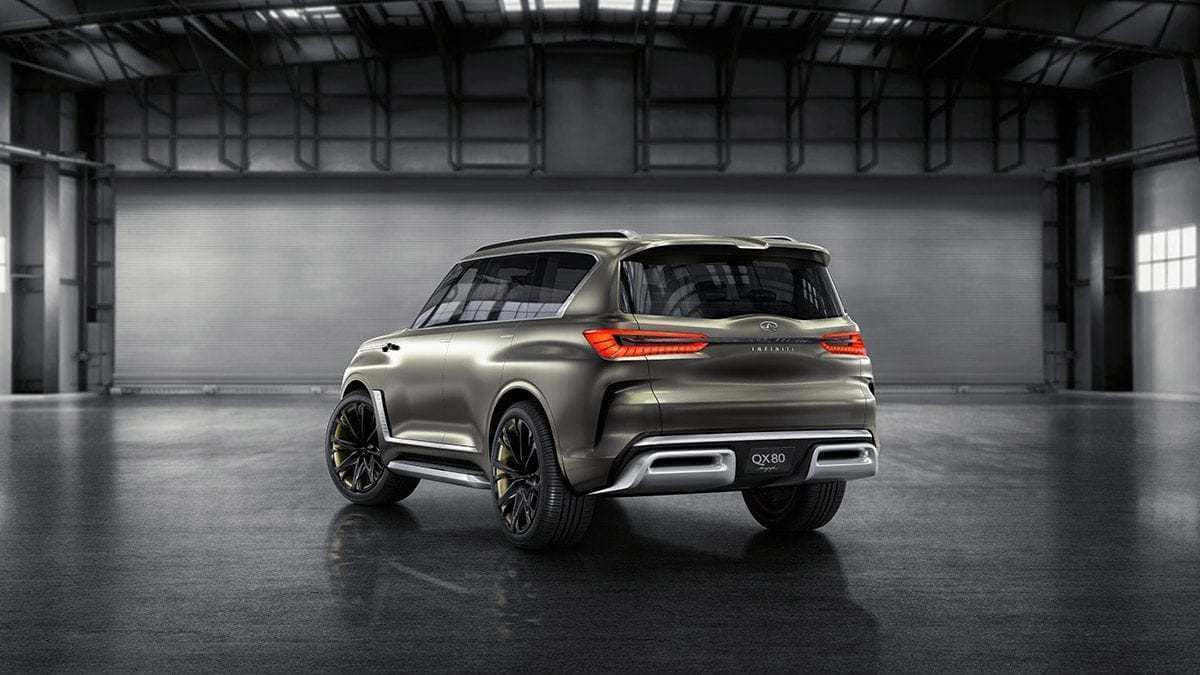 60 The Best New Infiniti Qx80 2020 Redesign And Concept