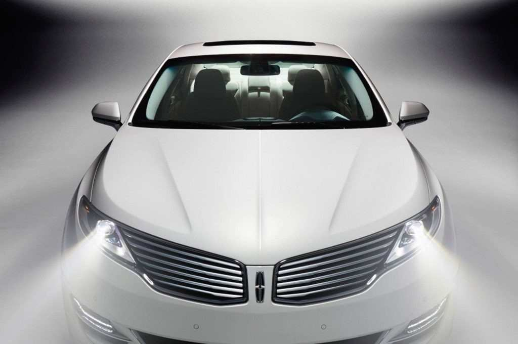 60 The Best Spy Shots Lincoln Mkz Sedan First Drive