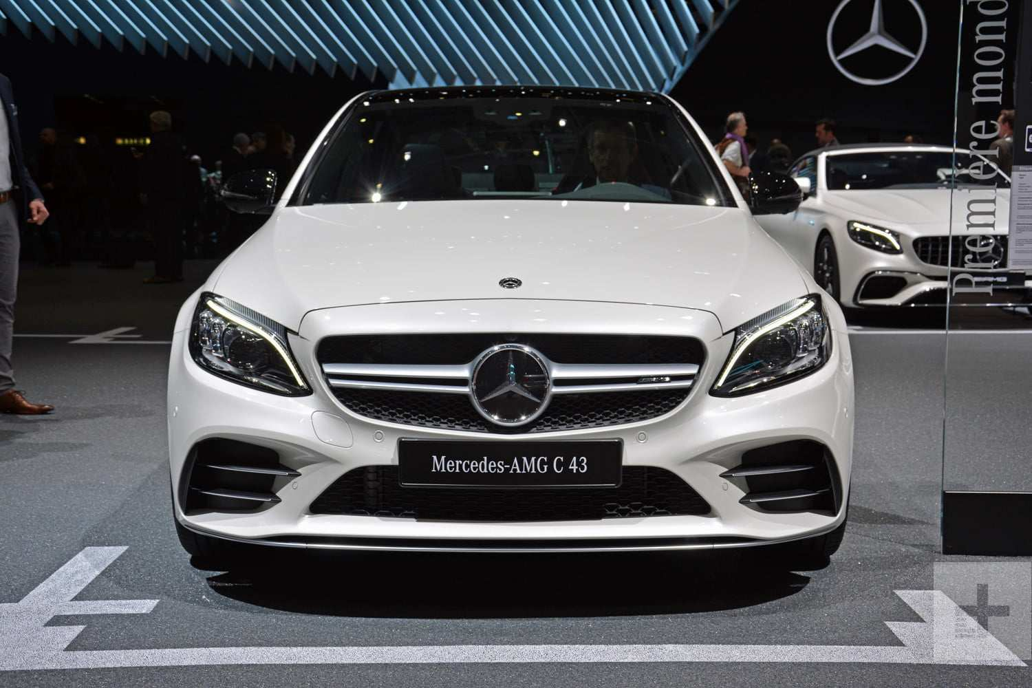 60 The Best The New Mercedes C Class 2019 Specs And Review