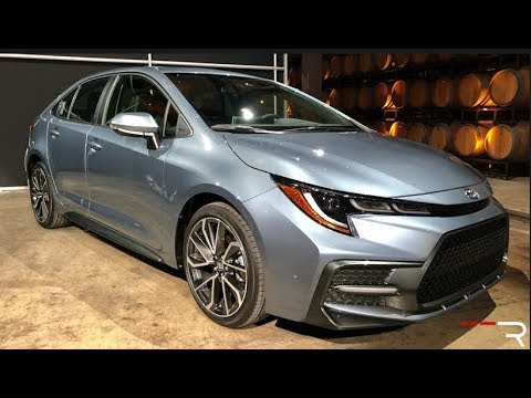 60 The Best Toyota Corolla 2020 Model Pictures