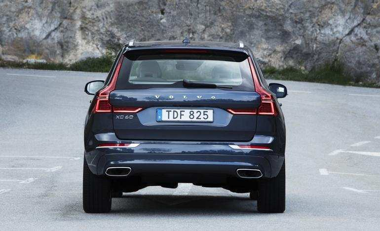 60 The Electric Volvo 2019 New Review