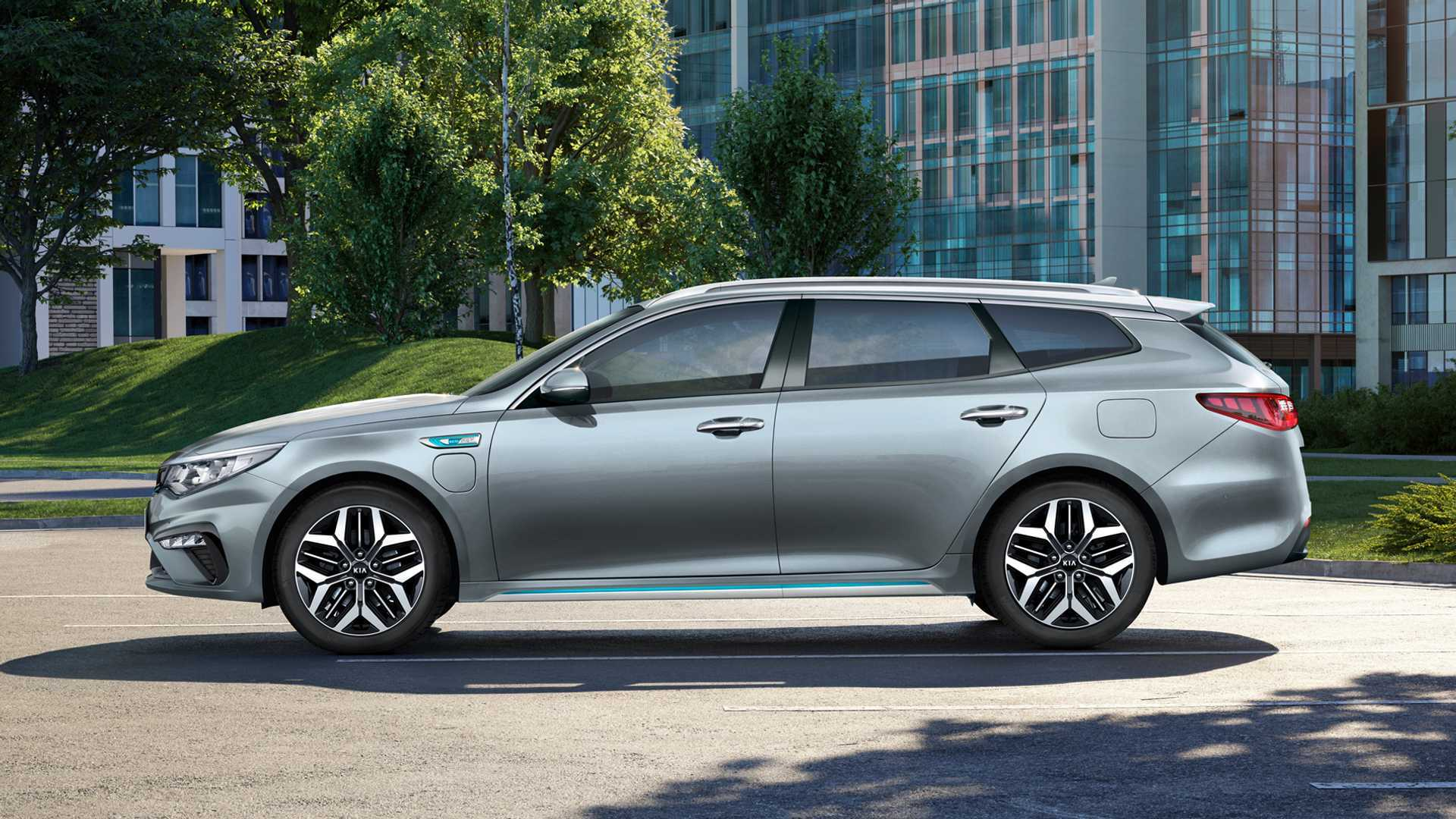 60 The Kia Optima Phev 2020 Exterior And Interior