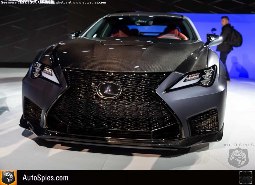60 The Lexus V8 2020 New Review