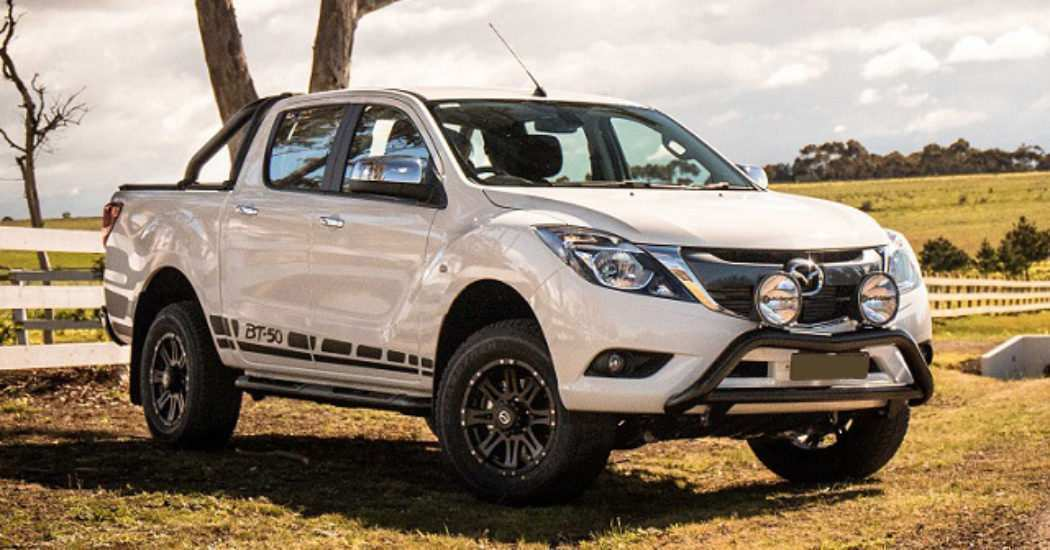 60 The Mazda Pickup Truck 2019 Price And Review