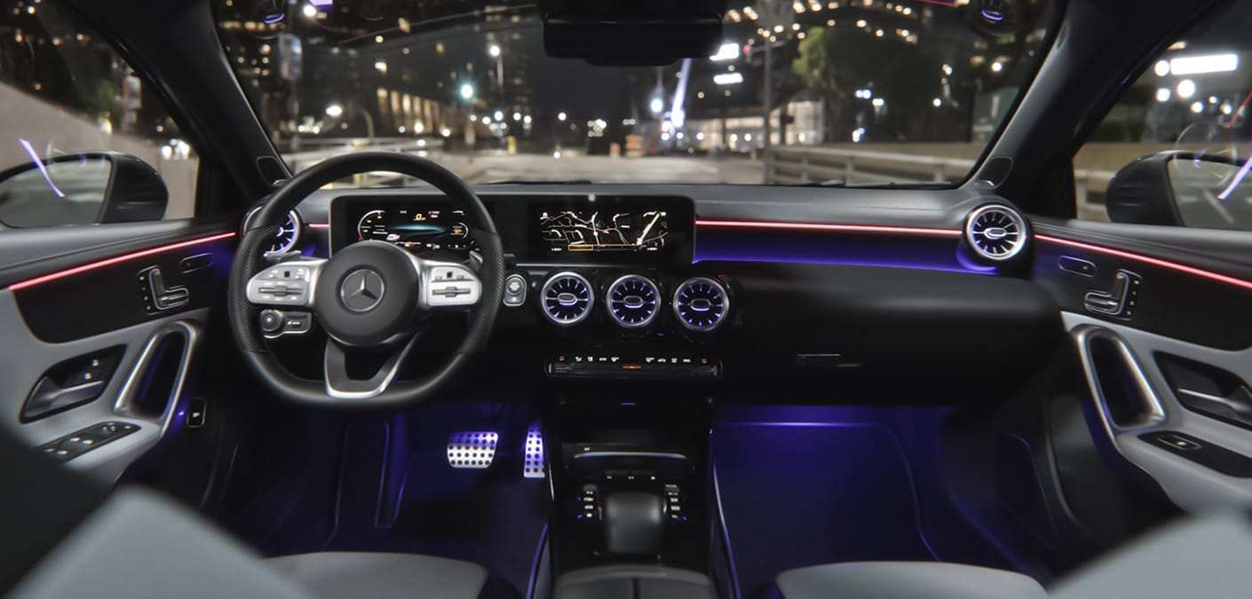 60 The Mercedes A Class 2019 Interior Price And Release Date