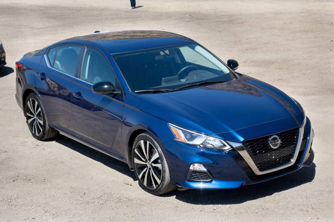 60 The Nissan Altima 2019 Exterior