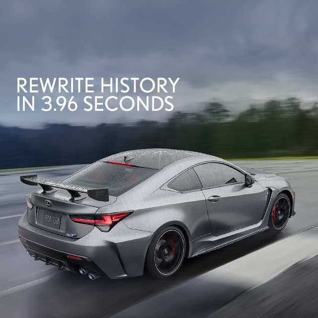 60 The Rcf Lexus 2019 Rumors