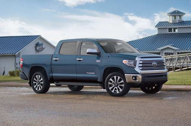 60 The Toyota Tundra 2020 Update Redesign And Concept