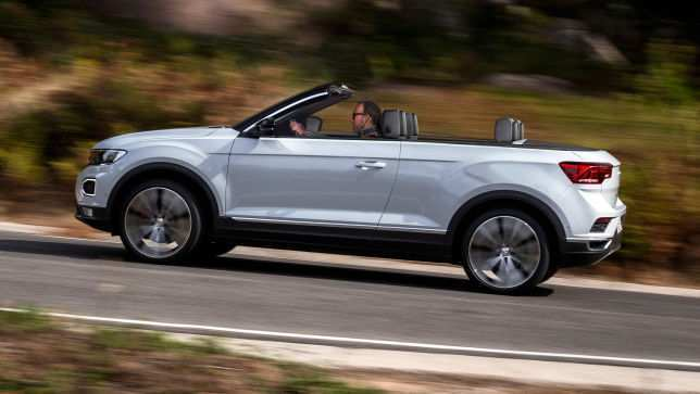 60 The Volkswagen Convertible 2020 Performance