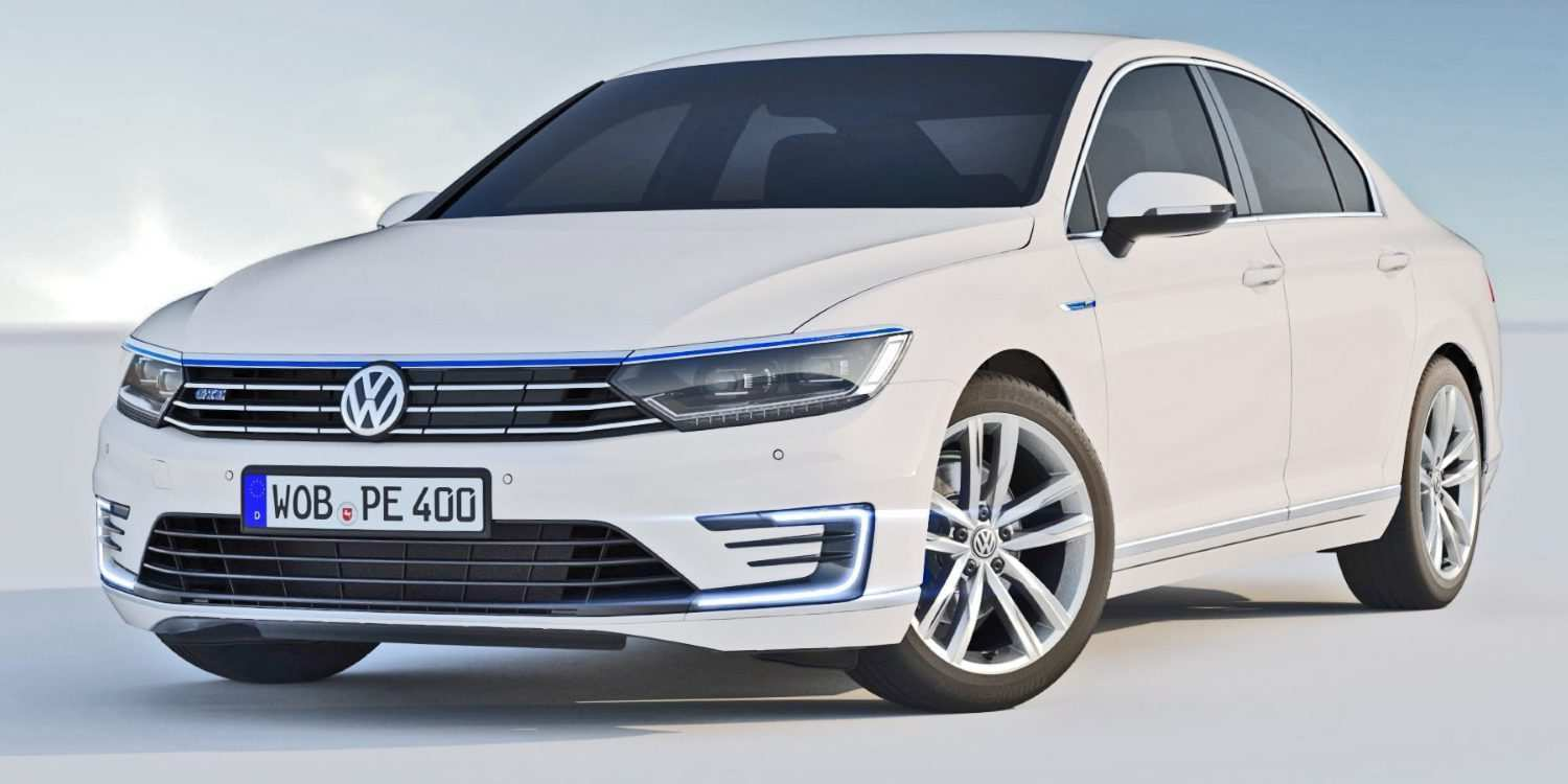 60 The Volkswagen Hibridos 2020 New Concept