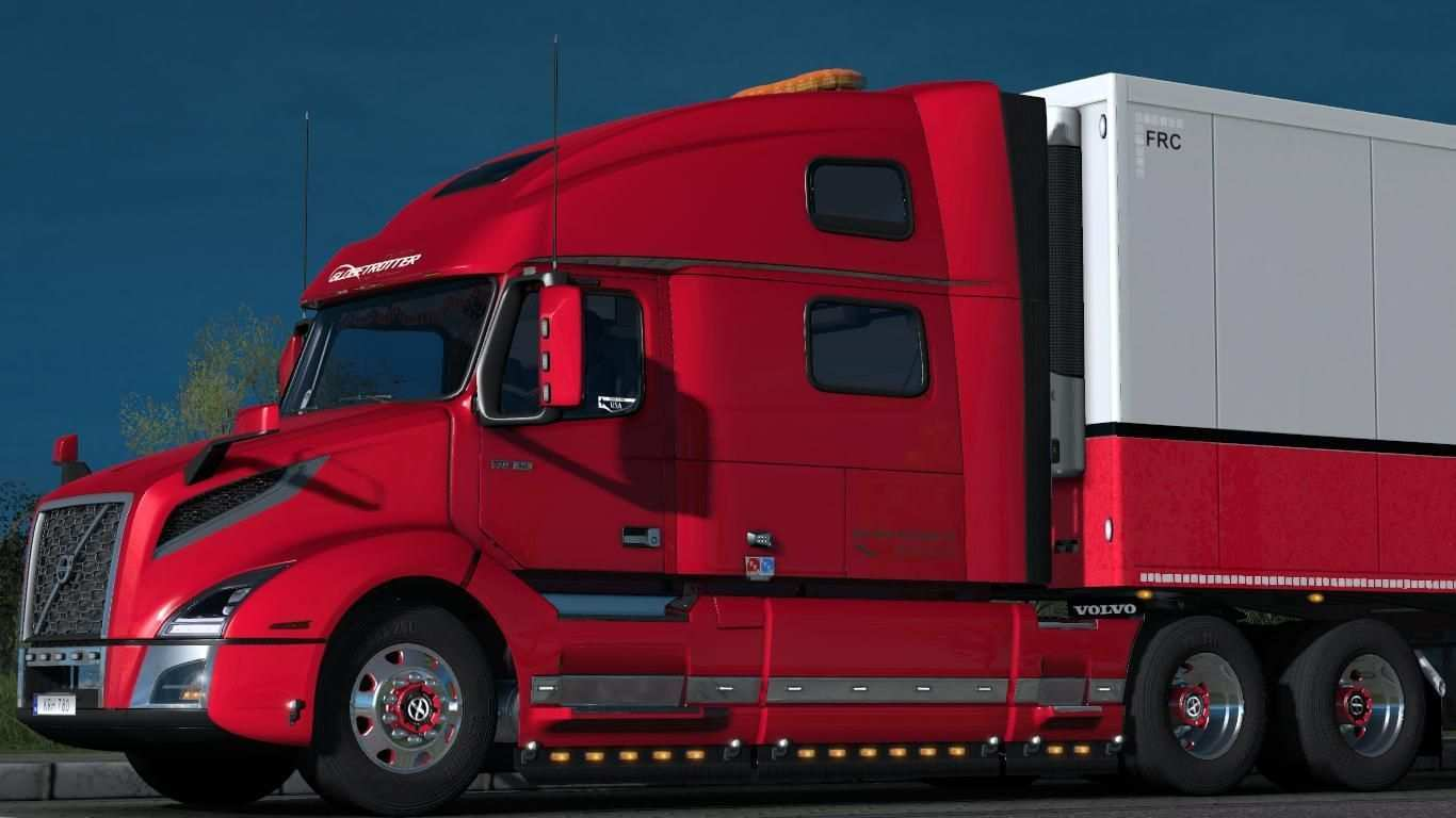 60 The Volvo 2019 Vnl 860 Exterior And Interior