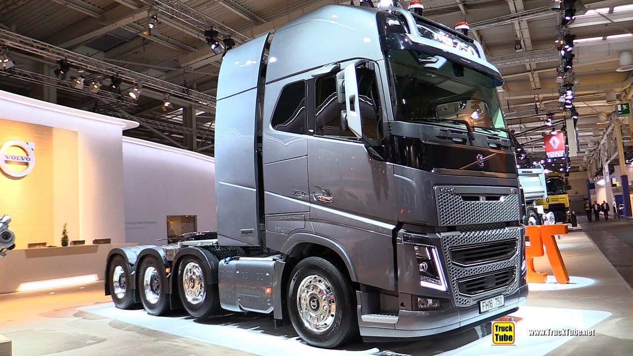 60 The Volvo Truck 2019 Interior New Model And Performance