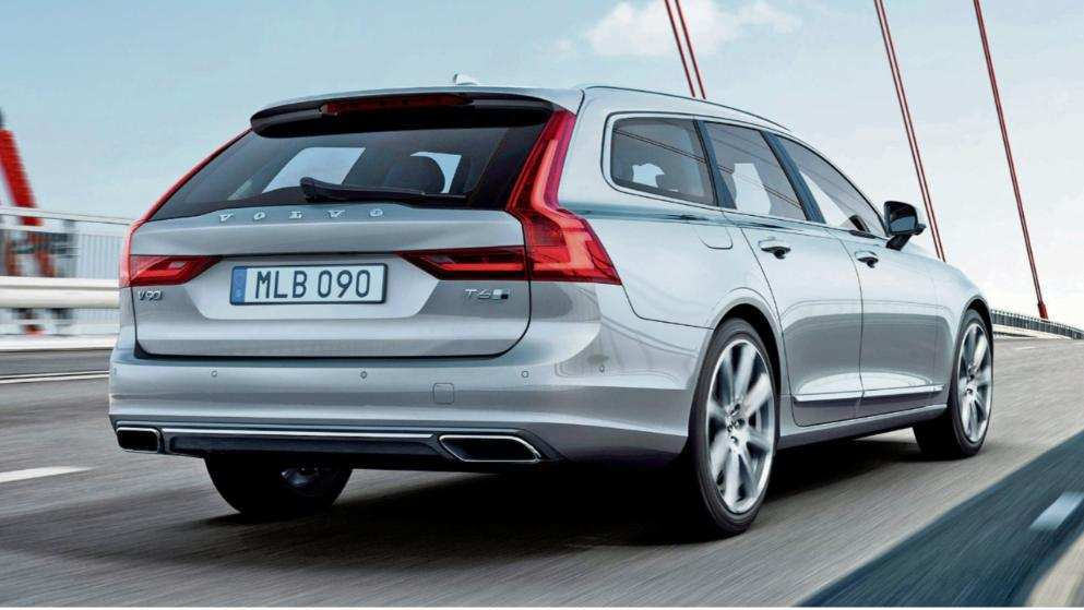 60 The Volvo V90 Specs And Review