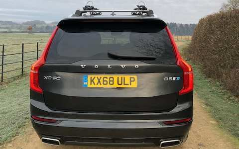 60 The Volvo Xc90 Facelift 2019 Price And Release Date